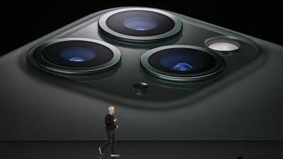 애플 공급망 脫중국 조짐…韓 카메라 부품 입지 커진다