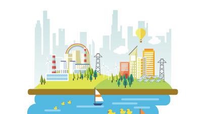 충남도, 세계 최초 부생수소연료전지 발전소 가동