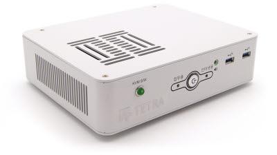 테트라, 물리적 망분리 PC 'KMDT' 한국산업기술시험원에 전량 공급