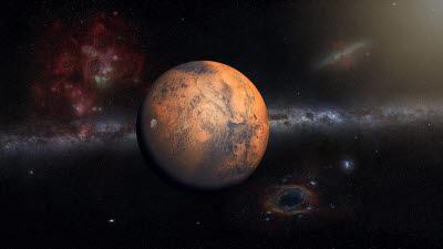 다시 불 붙는 화성탐사