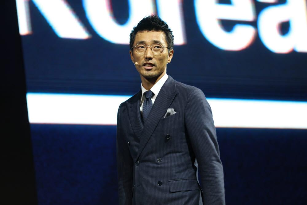 """김판종 미디움 대표가 """"블록체인 기술 상용화로 디지털뉴딜 성공을 견인하겠다""""고 밝혔다."""