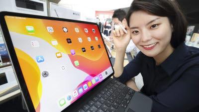KT, 아이패드 '슈퍼체인지' 출시... 5G 아이폰 등 기변 지원