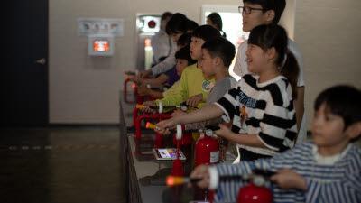 재난 대응 VR로 배운다' 목동재난체험관 개관