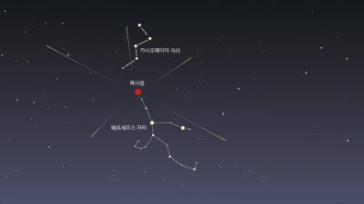 페르세우스자리 유성우 12일 밤 10시 '극대시간'