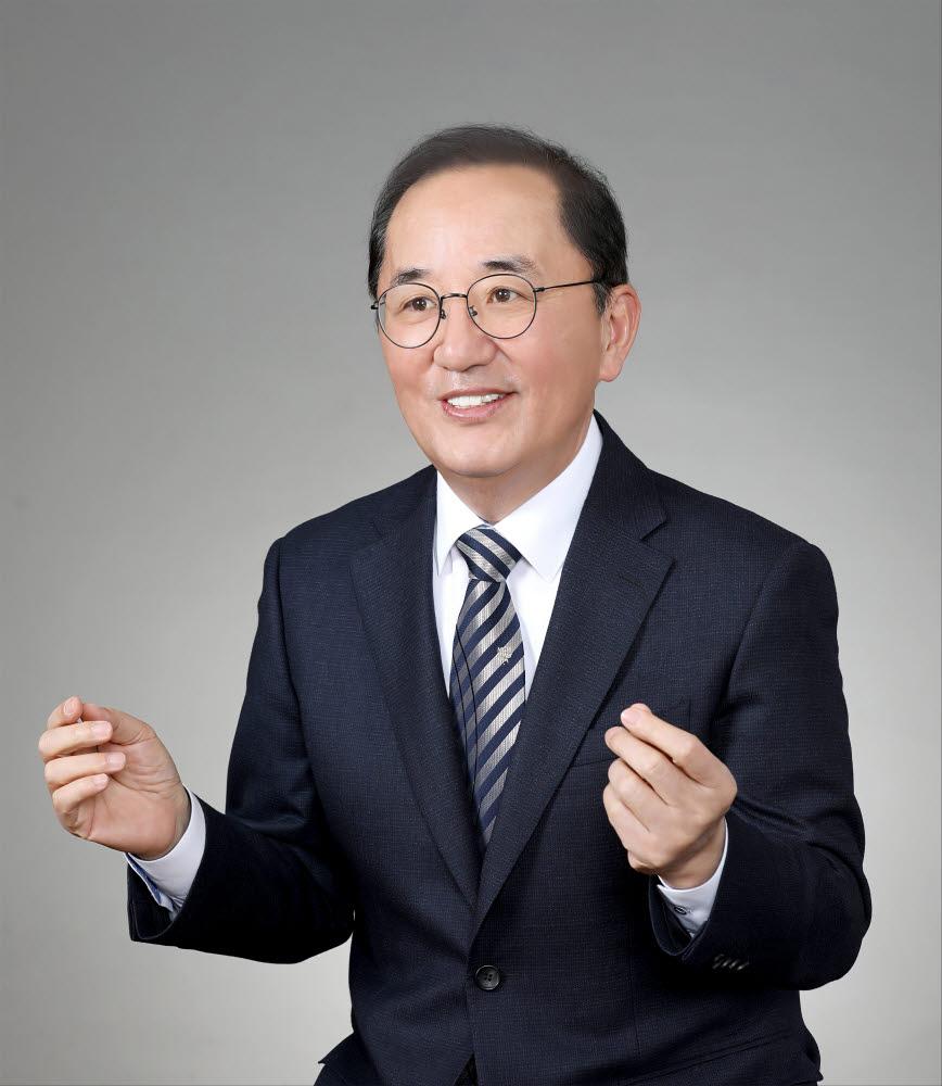 허용호 녹색에너지연구원장.