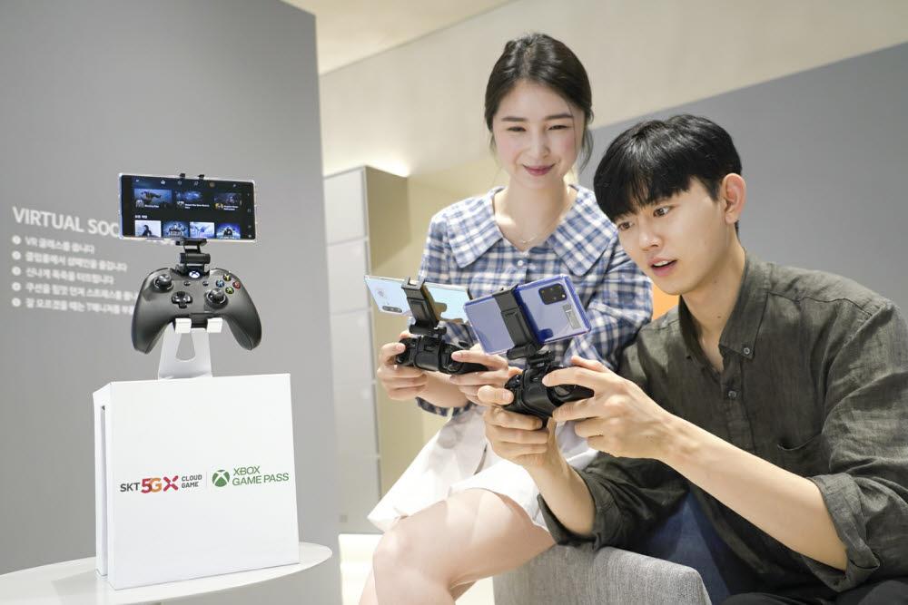 SK텔레콤-MS, 엑스박스 클라우드 게임 9월 15일 한국 출시