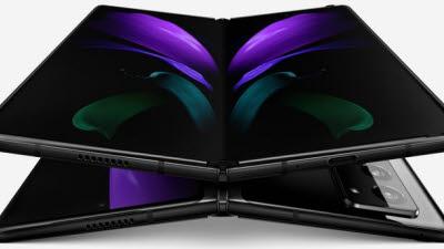 [이슈분석]갤럭시Z 폴드2, 폴더블폰 새로운 기준 제시