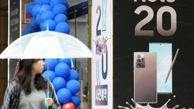 삼성 온라인 언팩으로 갤노트20 등 신제품 5종 공개