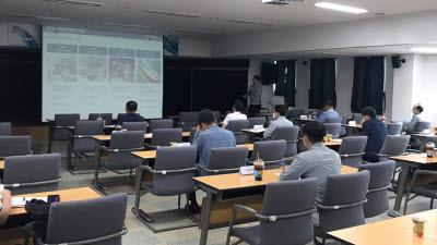 전남정보문화산업진흥원, 중소조선기업 역량강화 워크숍 성료
