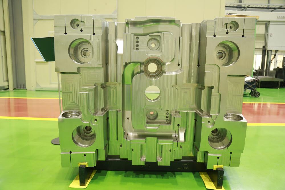 국제핵융합실험로 ITER의 블랑켓 차페블록 초도품