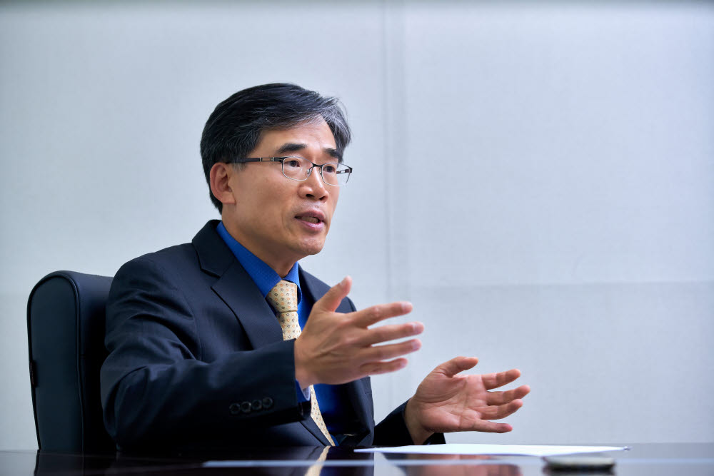김수곤 공간정보산업진흥원장