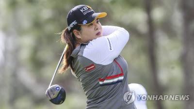 박인비, 88위서 4위로 ...AIG 여자오픈 우승은 무명 포포프