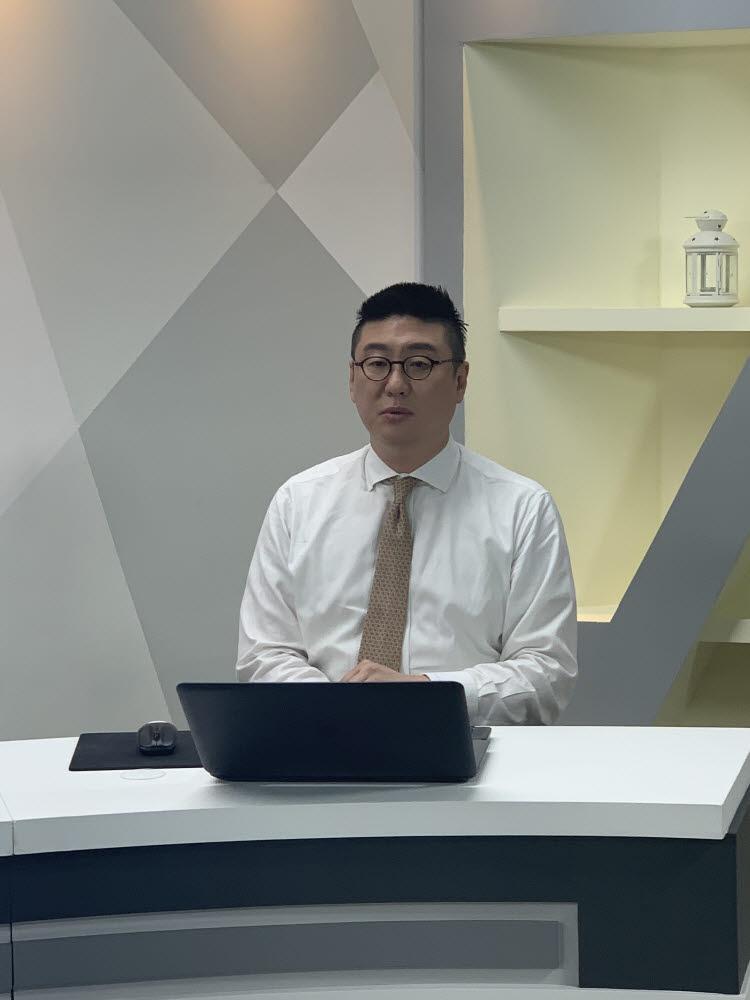 박태민 한국화웨이 클라우드&AI사업부 부장은 화웨이의 지능형 컴퓨팅 전략을 공개했다.