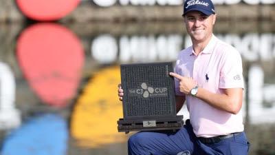 제주에서 열렸던 PGA투어 CJ컵, 올해 미국서 개최...코로나 여파