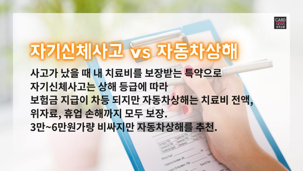 [카드뉴스]초보 운전자를 위한 자동차보험 꿀팁