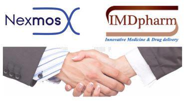 넥스모스-아이엠디팜, MOU...각 보유 기술 융합해 질병표적화 혁신제품개발 '속도'