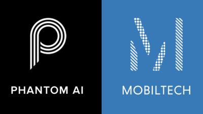 모빌테크-팬텀AI, 자율주행·고정밀 맵 갱신 기술 고도화 위해 협력