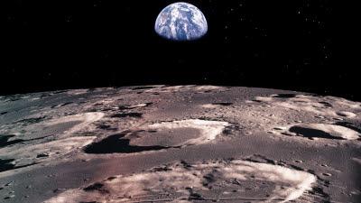 달에도 산소가 있다? 달 표면 '적철석' 미스터리