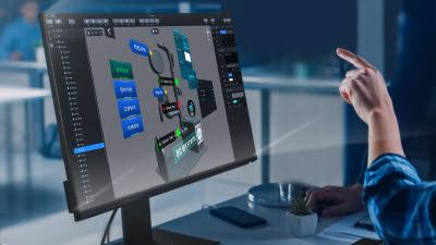 """버넥트, AR협업솔루션 '버넥트 AR 2.0' 이달 출시… """"코로나 대응 비대면 기능 강화"""""""