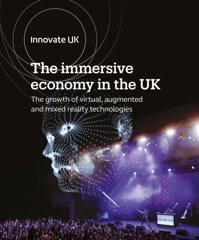 실감경제(Immersive Economy)란 용어는 2018년 영국 이노베이트 UK가 제시하면서 통용되기 시작했다.
