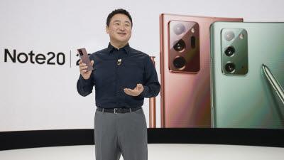 삼성, 내년 스마트폰 출하량 3억대로 상향 추진…'中 화웨이 반사이익' 전망