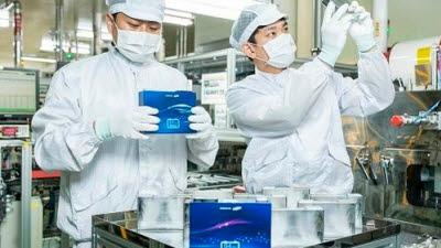 삼성SDI, 삼원계 배터리 에너지 밀도 향상 총력전