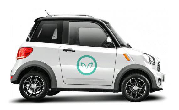 케이에스티일렉트릭 초소형 전기차 마이브M1.