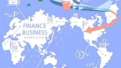 레드오션·저금리 '이중고'…해외로 눈돌리는 한국금융