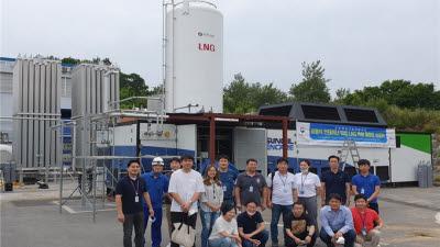 부산 산·연·관 협력으로 천연가스 액화 기술 국산화