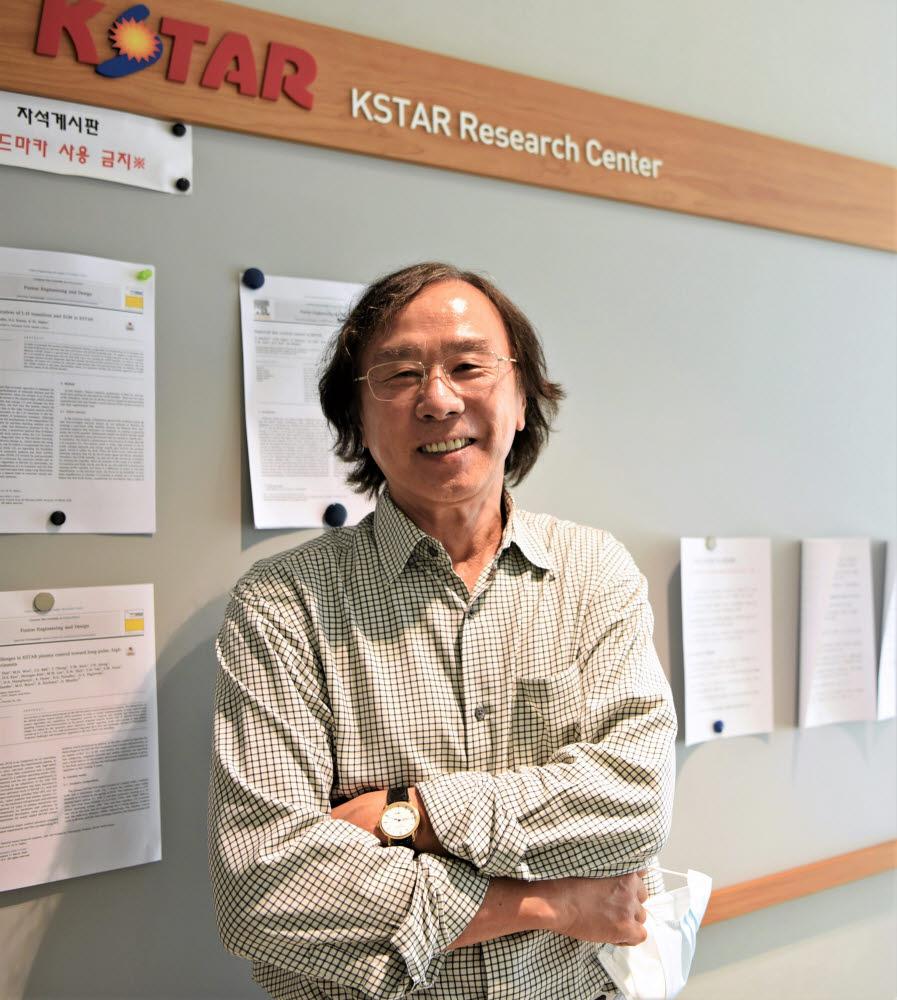 찬드라세카상을 수상한 박현거 박사.