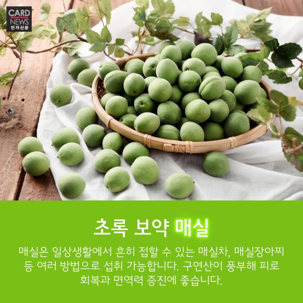 [카드뉴스]코로나19 식탁 대응법…면역력 높이는 음식