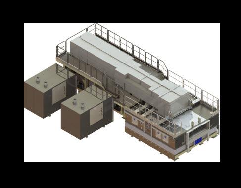 AP시스템의 레이저결정화(ELA) 장비