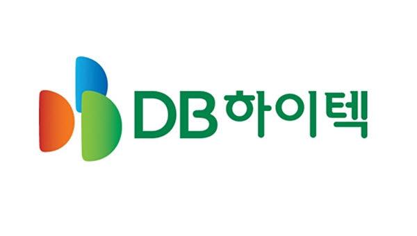 DB하이텍 로고.