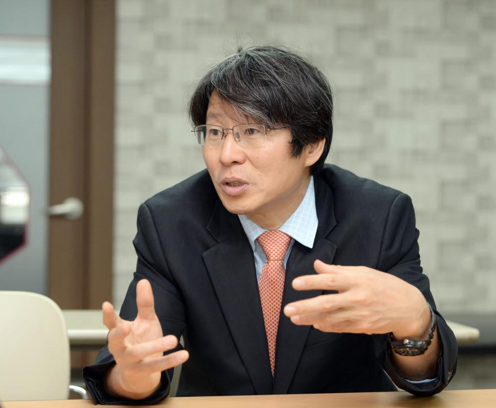 정유신 한국핀테크지원센터장