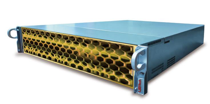 엘에스디테크는 엔비디아 GPU을 최대 4개까지 탑재할수 있는 GPU서버 `몬스터 L2212s-2G를 출시했다.