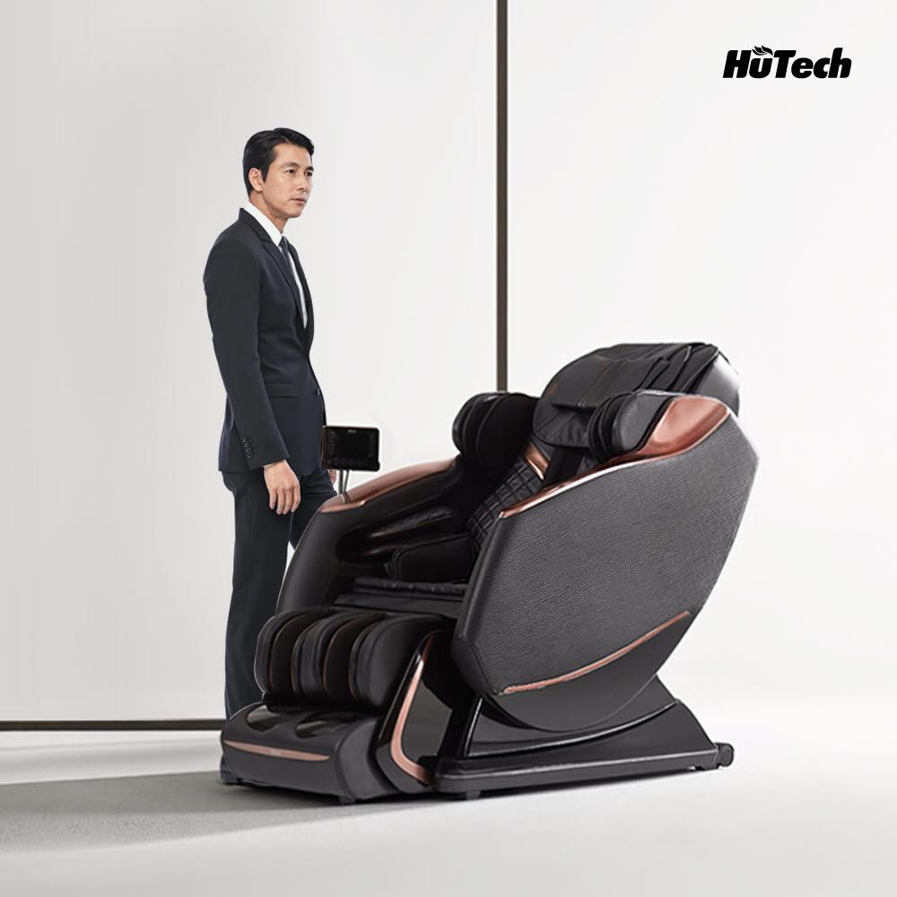 휴테크 ES9 블랙 안마의자