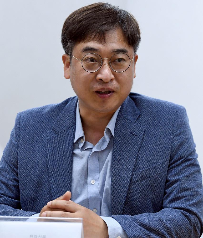 윤대원 전자신문 ICT융합부장