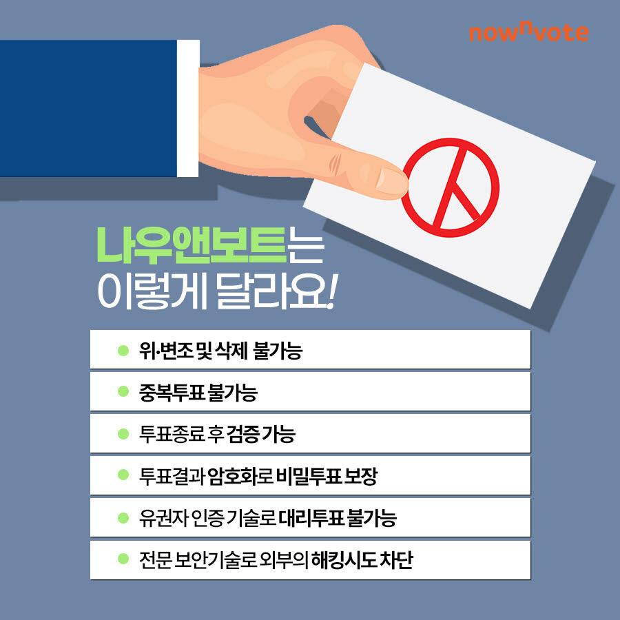 엘림넷, 개방형 온라인 투표 플랫폼 '나우앤보트' 출시