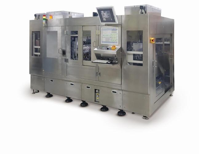 한화정밀기계-SK하이닉스가 국산화한 반도체 후공정 장비 다이본더. <사진=한화정밀기계>
