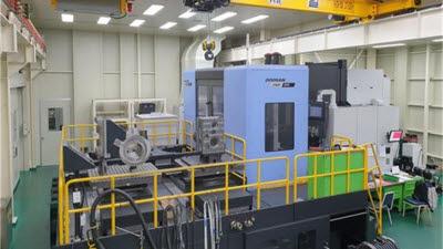 기계연, 전량 수입 머시닝센터 국내 최초 개발...최고 정밀도 구현