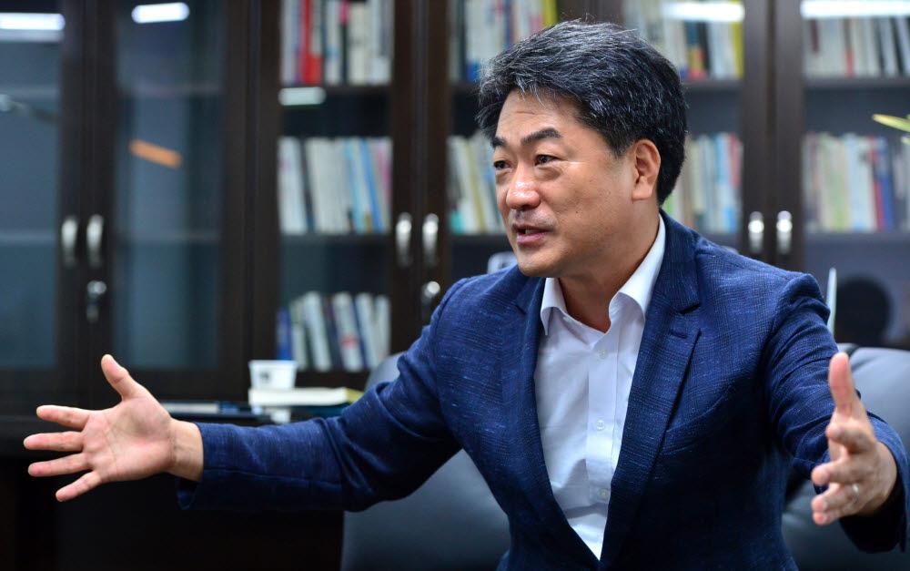 김형주 부산 블록체인 규제자유특구 운영위원장