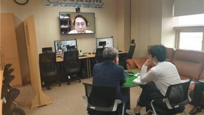 한국광산업진흥회, 비대면 온라인 수출상담회 '가뭄의 단비' 역할