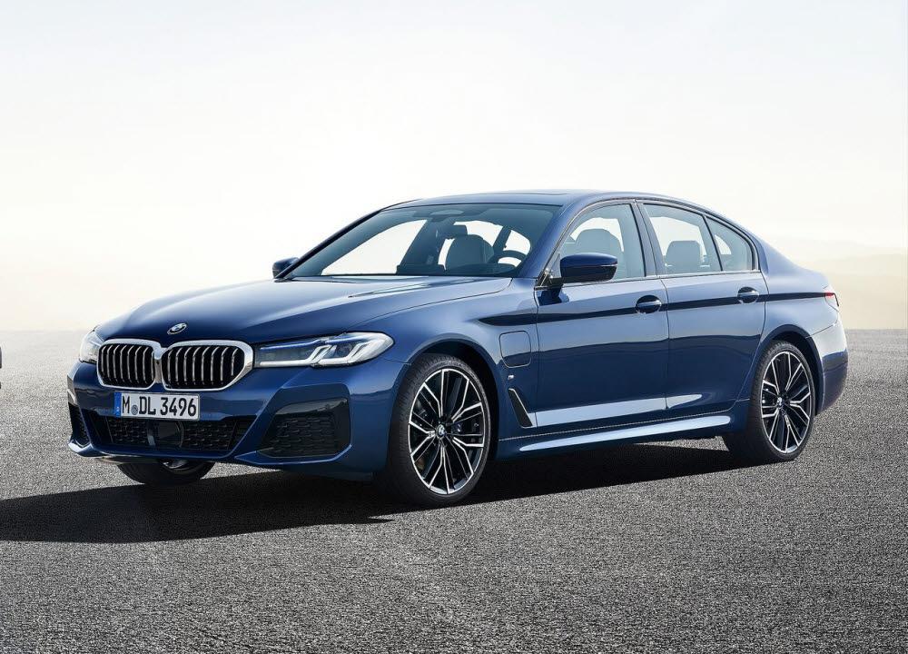 BMW 신형 5시리즈.
