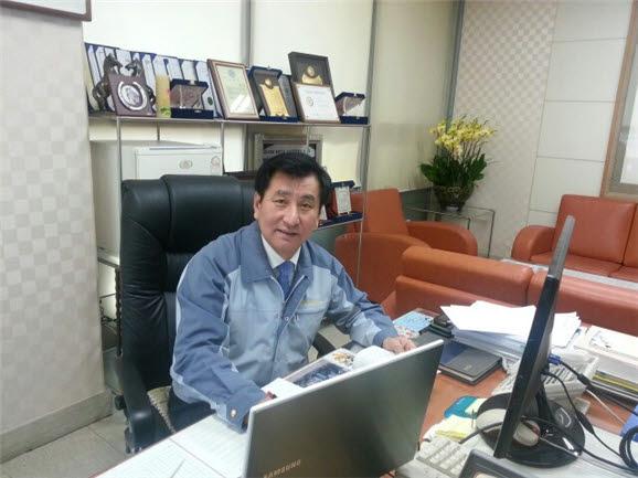 김영규 동일그린시스 대표