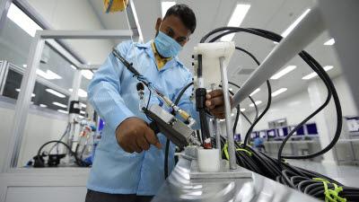 LS전선, 인도에 5G 통신부품 공장 준공