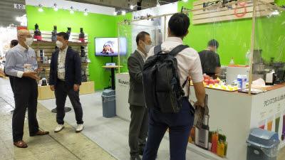 쿠빙스(Kuvings), 일본 카페 산업 전시회 'CafeRes Japan' 참가 … 신제품 출품