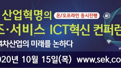인천 제조업·ICT 융합 혁신 컨퍼런스 15일 온·오프 개최