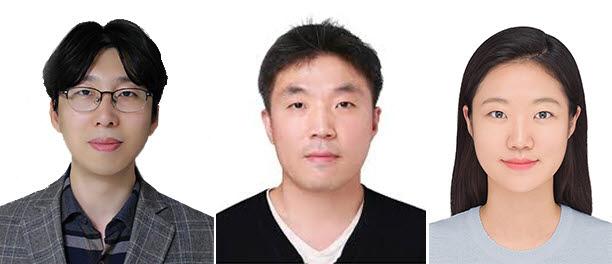 사진 왼쪽부터 정연식 KAIST 교수, 김진영 KIST 박사, 김예지 KAIST 석사(현 MIT 박사과정)