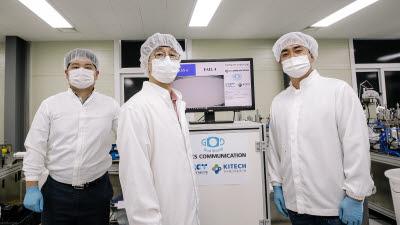 생기원, 마스크 제조업체에 AI 품질검사 기술 지원...수작업 대체 성과
