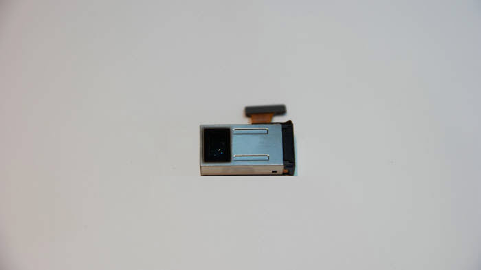 광학 5배줌을 지원하는 삼성전기 카메라 모듈.<사진=삼성전기>